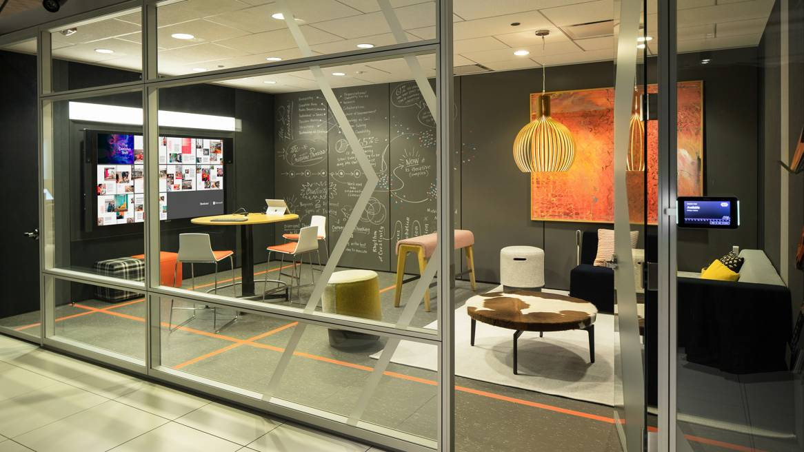 Commitment to design customization wins steelcase top for Office design trends articles