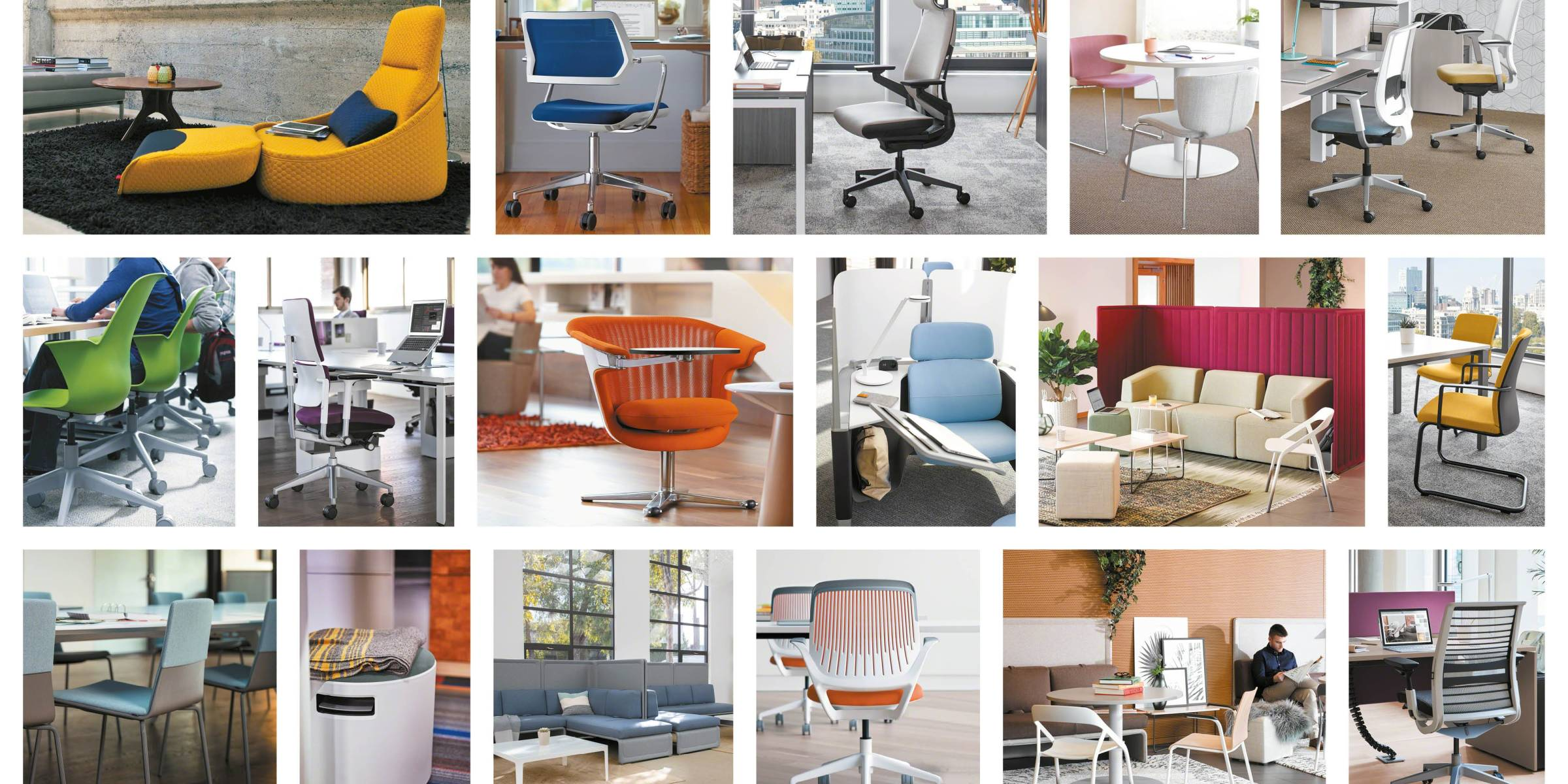 office lounge furniture lobby chairs steelcase
