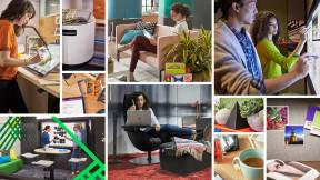 Microsoft and Steelcase Creative Spaces
