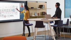 Microsoft and Steelcase Partnership