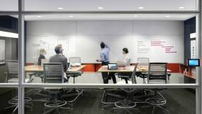 360 magazine how workspace design fosters innovation
