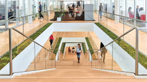 360 magazine steelcase named one of worlds most admired companies