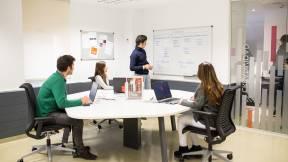 Revista 360 Emprender desde la universidad: un coworking para los estudiantes de CUNEF