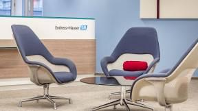 Bürogebäude Endress+Hauser Infoserve in Weil am Rhein