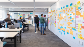 360 magazine vodafoneziggo creates agile headquarters