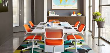 Cobi + Payback – Collaboration Spaces