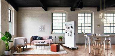 Steelcase and West Elm