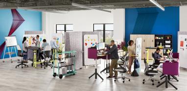 Steelcase Flex Collection Agile Studio