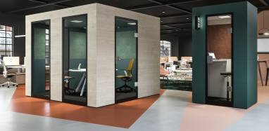 Officebricks Acoustic Pods