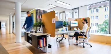 Back to the Office – EMEA Munich LINC