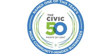 POL – The Civic 50 – Badge