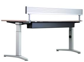 Steelcase Ology Schreibtisch F 252 Rs B 252 Ro