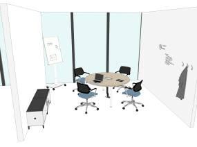 Mesas de reunión FrameFour