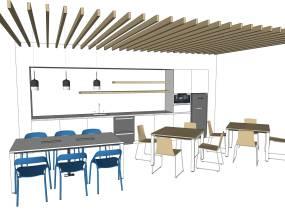 FrameFour Meeting Table