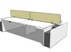 Bench hauteur fixe