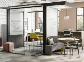 Office Partitions & Work Walls - Steelcase
