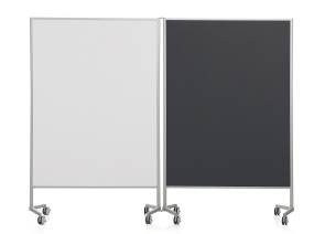 Mobile Elements Pin-Board on white