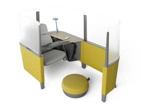 Magnificent Brody Worklounge Modular Workstations Steelcase Ocoug Best Dining Table And Chair Ideas Images Ocougorg