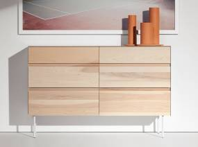 A cabinet by Blu Dot storage