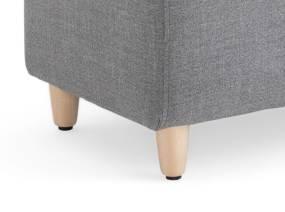 Groovy Turnstone Alight Modern Ottomans Steelcase Uwap Interior Chair Design Uwaporg