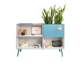 Volum Art Bookcase