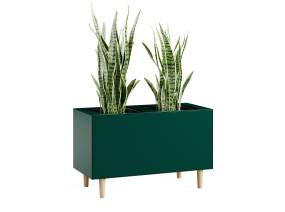Volum Art Freestanding Planter