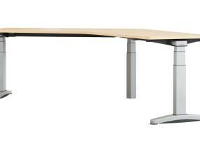 Ology desk 120 Degree 3-leg