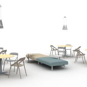 fucsia pendant lights sistema lounge system by coalesse lessthanfive chair await table planning idea