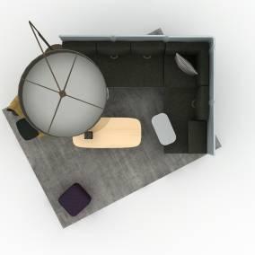Lagunitas Lounge System, Massaud Chair, Bassline Oval Table, Campfire Big Table, Lagunitas personal table, Thread, Shimmer Rug, Terrarium,Season Pouf Planning Ideas