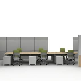 Answer Panel, Gesture, FrameOne, Universal Storage Planning Ideas