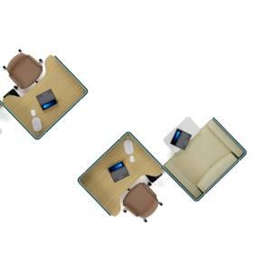 Volum Art Cupboard Bolia Bureau Lighting, Mobile Caddy, Coalesse Lagunitas Personal Table, Orangebox Cubb Armchair, Coalesse Lagunitas Focus Nook, Coalesse Lagunitas Lounge