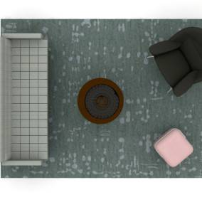 Oculus Chair CH468, Millbrae Lounge Seating Planning Idea