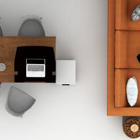 Active Lift Riser, Coalesse Free Stand Table, SOTO Wireless Charger, Turnstone Mobile Pedestal
