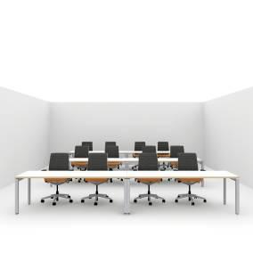 Think Chair, Universal Worksurface Footprint: