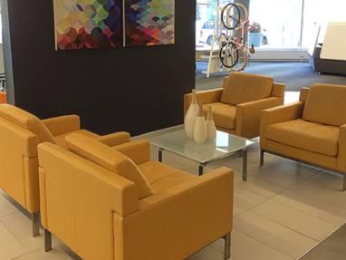 Business Furniture Dealer Showroom