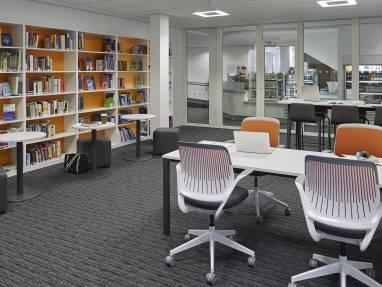 Éducation Bibliothèque