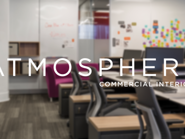 Atmosphere commercial interiors banner