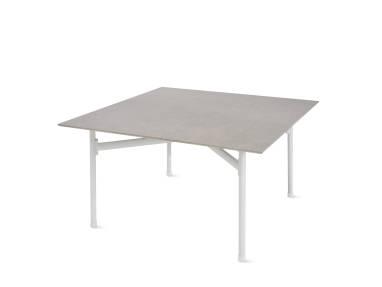 on-white image of white Emu Kira Table