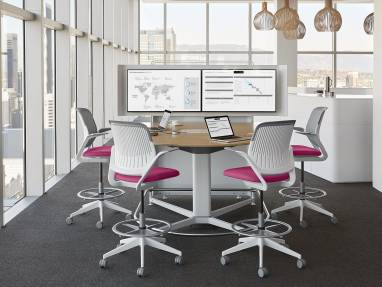 media:scape and cobi chairs