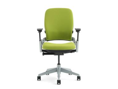 Leap office chair on a white background