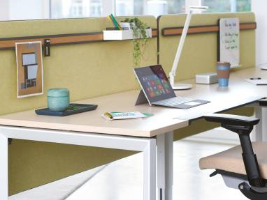 FrameOne desk telescopic