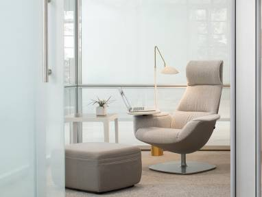 Coalesse Massaud Lounge Seating