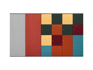 Steelcase Universal Schließfächer