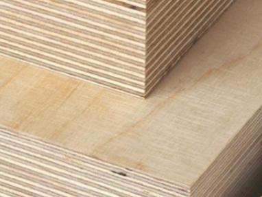 Plywood samples