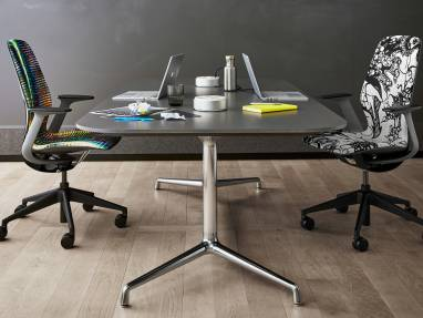 glass office table round featured products steelcase office furniture solutions education healthcare
