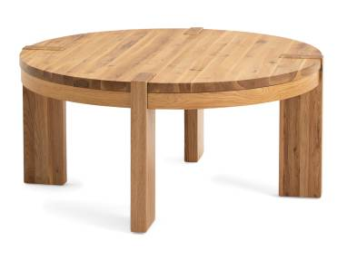 west elm Work Boerum Round Coffee Table