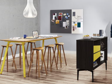 Workcafe with Motif, Potrero415 Table
