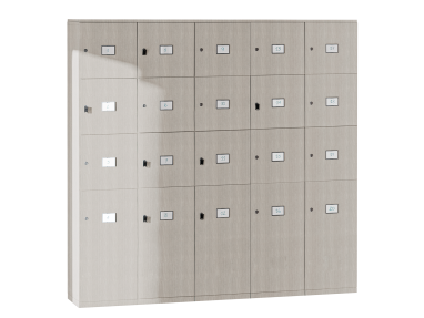 Share it Lockers collection