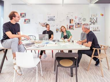Coalesse Design Group: Munich Studio