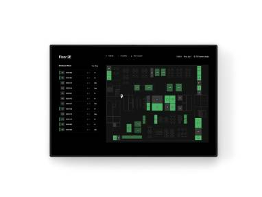 Steelcase Live Map